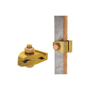 Tower Earth Clamp Double Plate Manufacturer
